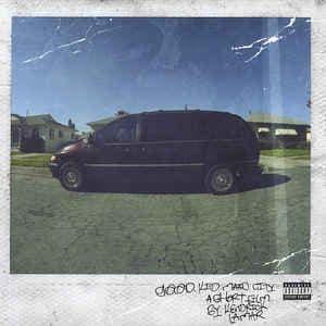 Kendrick Lamar<br>Good Kid, m.A.A.d City
